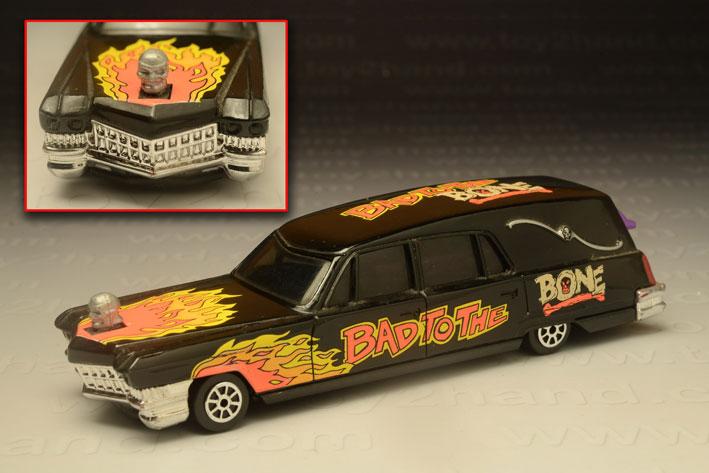รถเหล็ก Road Champ's - Cadillac Hearse, Road Champ's, Bad the Bone