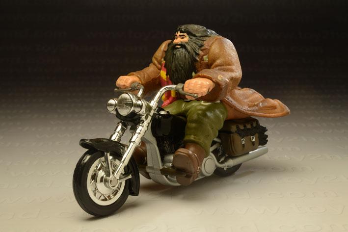 รถเหล็ก Mattel  No.95653 The Flying Motorcycle