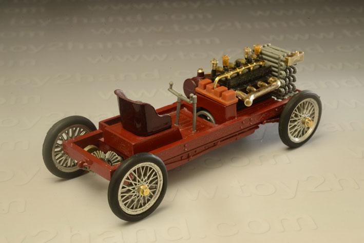 รถเหล็ก Brumm Series ORO15 Ford 999 (1902) 1