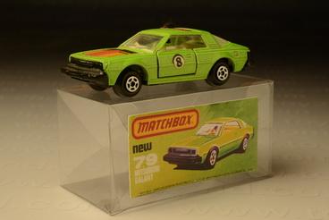 รถเหล็ก Matchbox Superfast Wheels No.79 Galant Eterna