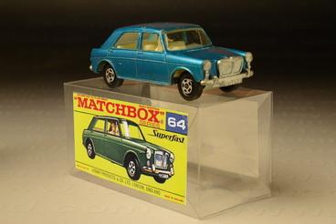 รถเหล็ก Matchbox Superfast Wheels No.64C MG 1100