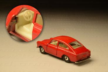 รถเหล็ก Matchbox  Regular  Wheels No.67B Volkswagen 1600TL 1