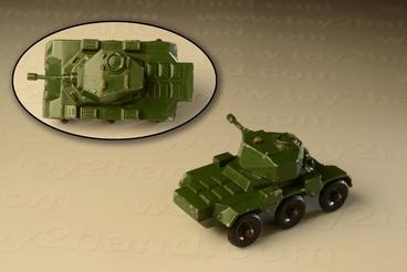 รถเหล็ก Matchbox  Regular  Wheels No.67A Saladin Armoured Car 1