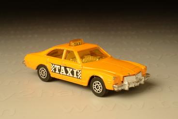 รถเหล็ก Corgi Junior No.14D Buick Regal (Taxi)