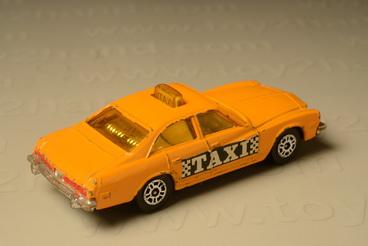 รถเหล็ก Corgi Junior No.14D Buick Regal (Taxi) 1