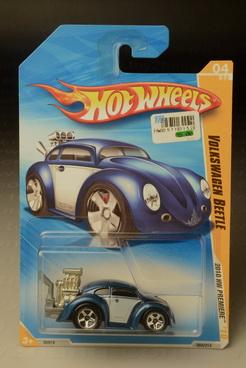 รถเหล็ก Hot Wheels No.04-52 Volkswagen Beetle
