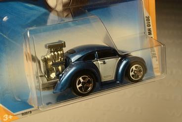 รถเหล็ก Hot Wheels No.04-52 Volkswagen Beetle 1