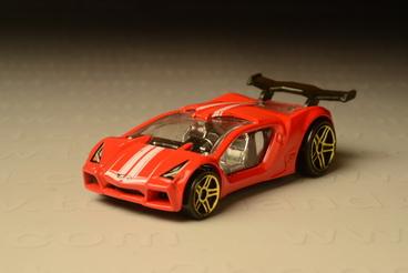 รถเหล็ก Hot Wheels No.2010-28 Impavido 1