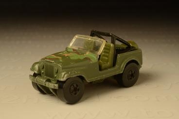 รถเหล็ก Hot Wheels No.3259 Jeep CJ-7