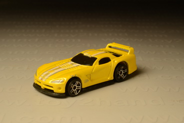 รถเหล็ก Hot Wheels - Dodge Viper GTS-R