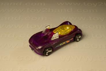 รถเหล็ก Hot Wheels No.13346 Power Pipes 1