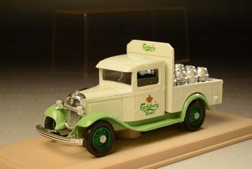 รถเหล็ก Eligor No.1086 - 1934 Ford V.8