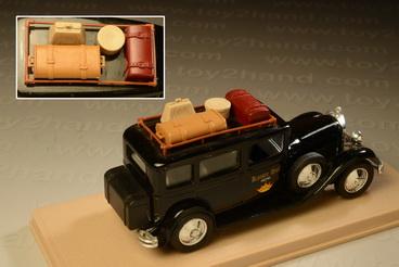 รถเหล็ก Eligor No.1044 – 1931 Mercedes Limousine D'Hotel Kaiser 1