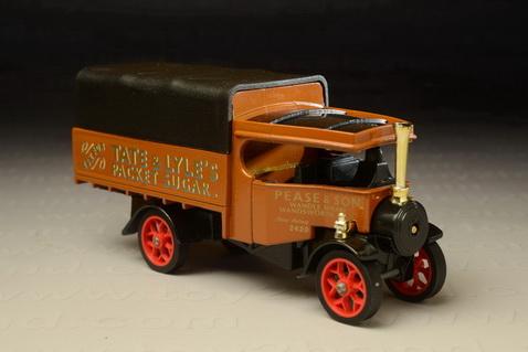 รถเหล็ก Matchbox Yesteryear  No. Y-27 -  1922  Foden