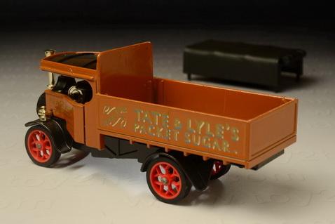 รถเหล็ก Matchbox Yesteryear  No. Y-27 -  1922  Foden 1