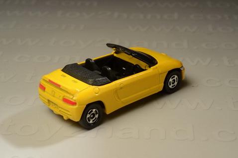 รถเหล็ก Tomica No 72 -  Honda Beat 1