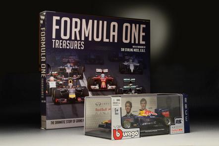 2013 Infiniti Red Bull Formula 1 RB9, Burago No.11546
