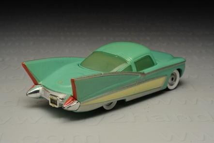Flo, (Diecast from Cars Movie), Mattel 1