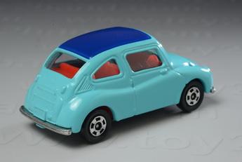 Subaru 360 (30Years Anniversary), Tomica no.21 1