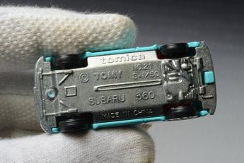 Subaru 360 (30Years Anniversary), Tomica no.21 2