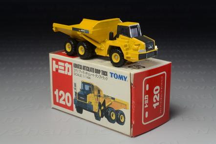 Komatsu Articulated Dump Truck