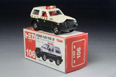 Mitsubishi Pajero Patrol Car