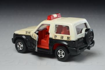 Mitsubishi Pajero Patrol Car 1