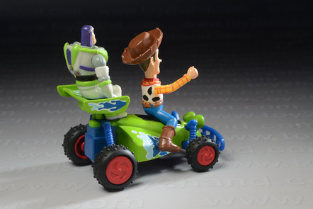 Woody  Buzz RC Mini Buddies Diecast 1