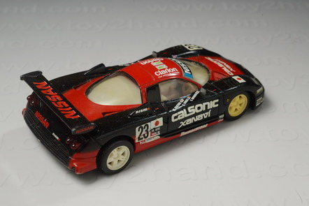Nissan R300 GT1 LM, High Speed no.hp9716, Made in China by Hight Speed Metal  Plastic Products. Aro 1