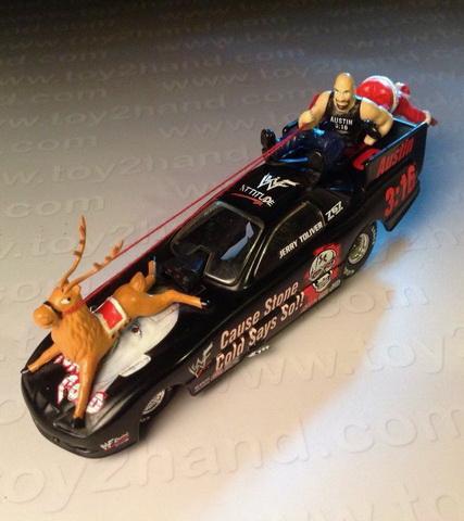 1999 Pontiac Firebird (Stone Cold Christmas)