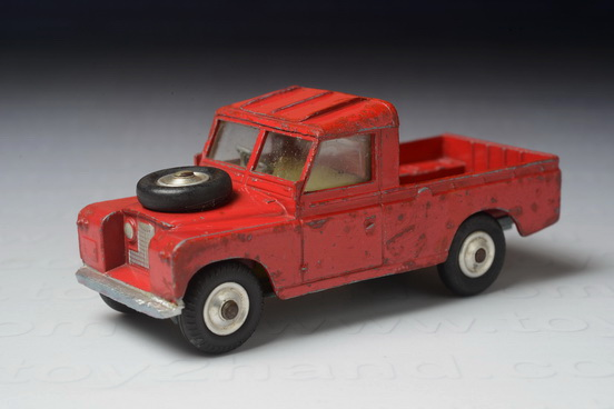 Land Rover Series 2, 109 inches W.B.