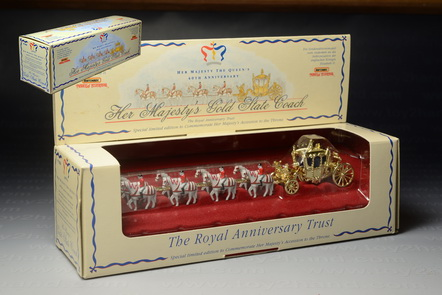 Her Majesty\'s Gold State Coach