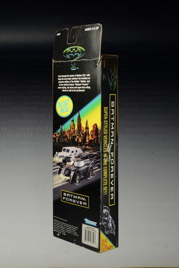 Batman Forever Vehicles Box Set 1