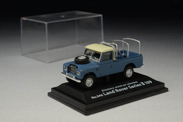Land Rover Series lll 109 inches Pick-up
