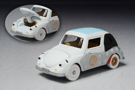 Subaru 360 (1958-1971), Tomica 2015 New Year Lucky Draw Version 2