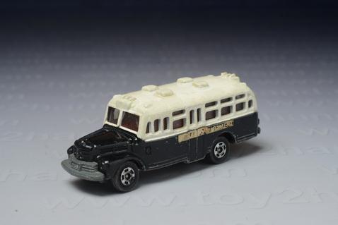 Isuzu Bonnet Bus, Tomica no.6