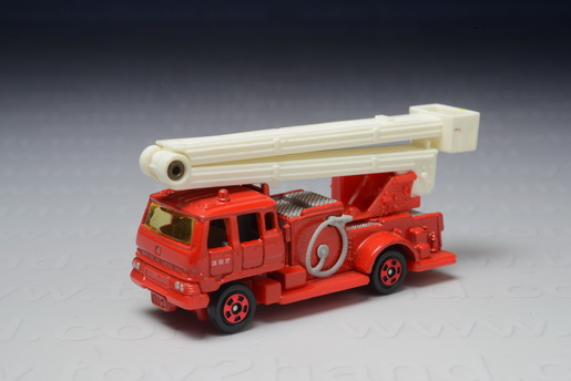 Snorkel Fire Truck, Tomica no.68
