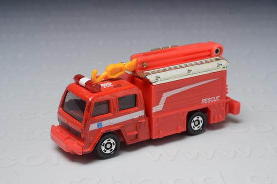 Rescue Work Car, Tomica no.13
