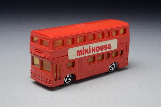 British bus, Majorette no.286