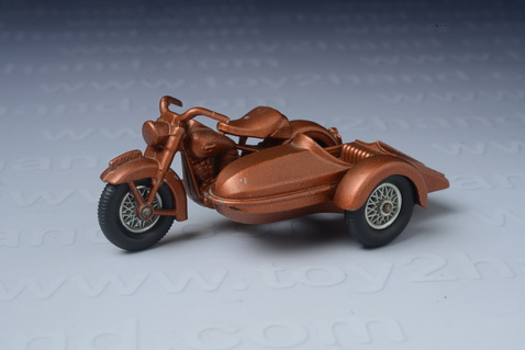 Harley Davidson Motorcycle and Sidecar