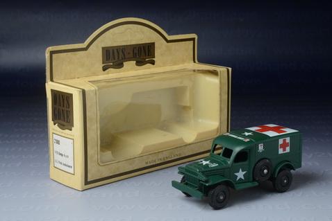 รถเหล็ก 1942 Dodge 4x4 US.Field Ambulance