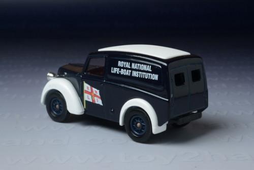 รถเหล็ก 1950 Morris Z Van, Days Gone No.DG58 (Royal National Life-Boat Institution)_Copy 1