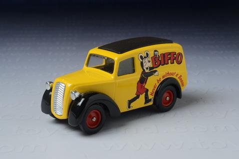 รถเหล็ก 1950 Morris Z Van (Beano Comic)