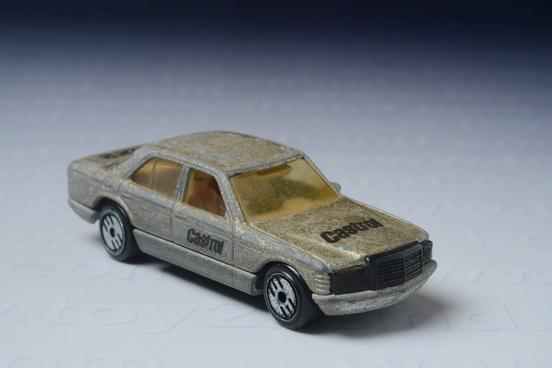 รถเหล็ก Hot Wheels – Mercedes Benz 380SEL