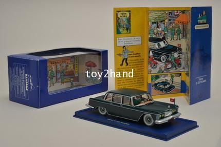 Limousine (Tintin car)