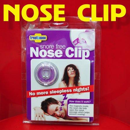 อุปกรณ์ป้องกันการกรน แบบมีแม่เหล็ก Magnetic Snore Free Nose Clip