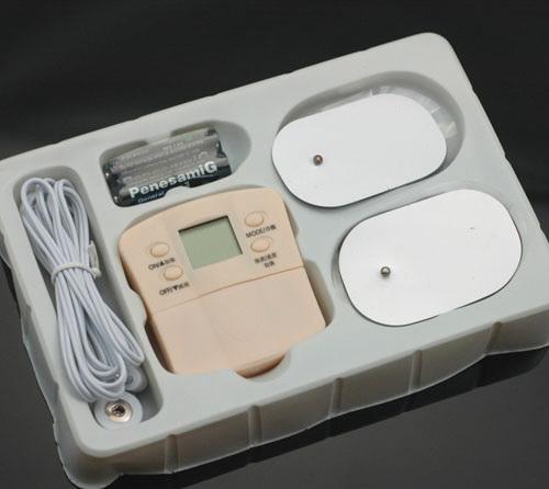 เครื่องลดไขมันด้วยกระแสไฟฟ้าSlimming Electronic Muscle Stimulatior Fat Burn Massager