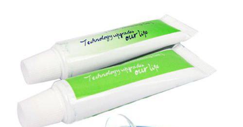 เจลฟอกฟันขาว 2 หลอด สำหรับใช้กับชุดฟอกฟันขาวแสงสีฟ้า