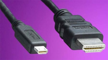 สาย HDMI Micro Type D สำหรับกล้องและสมาร์ทโฟนรุ่นใหม่