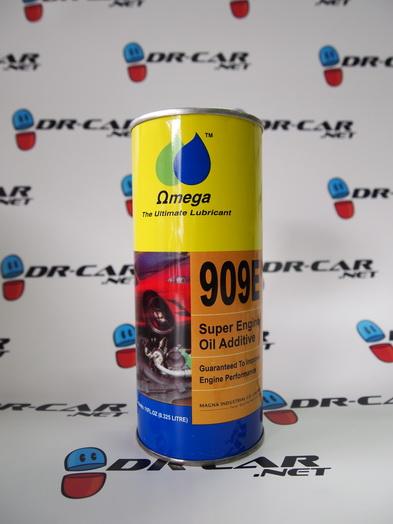 Omega 909E สารเครื่อบเครื่องยนต์แบบหลอดขนาด 345 ml